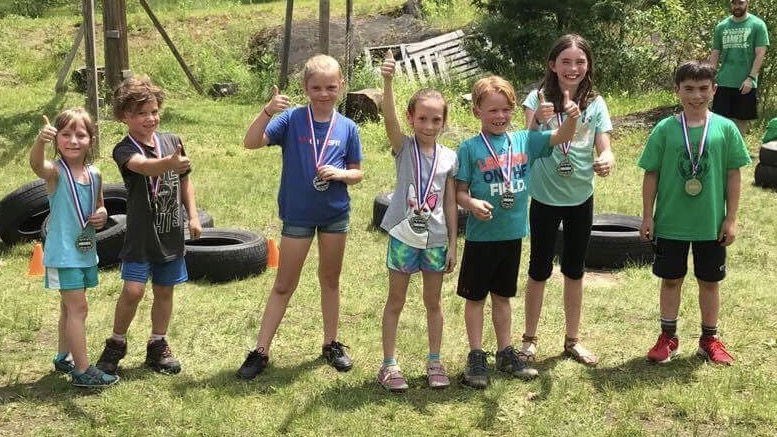 Summer Camp 2020 - Green Mountain Community Fitness